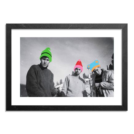 Kristin Farr Art Print - Winter - Beastie Boys. Missoula, Montana. First Day Of License To Ill Tour. 1987