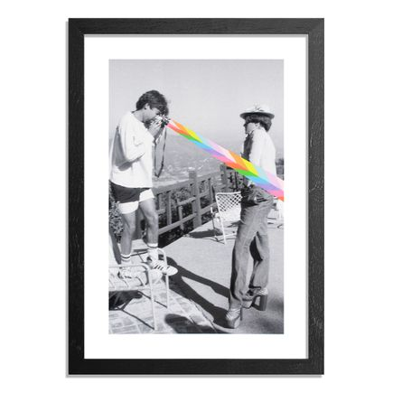 Kristin Farr Art Print - Spring - MCA. Mike D. G Spot. Paul's Boutique. Los Angeles. 1988