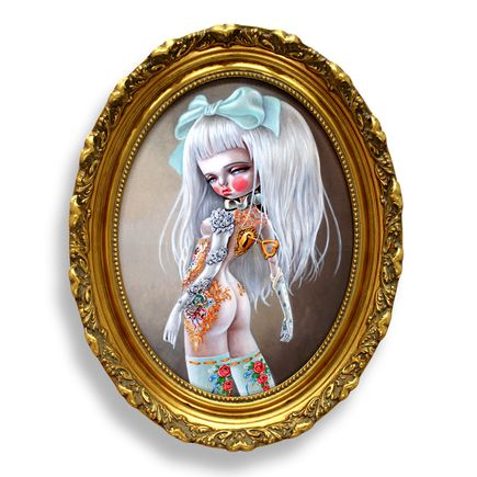 Kukula Art - Trinket - Framed