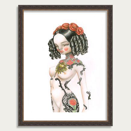 Kukula Art Print - Sicille