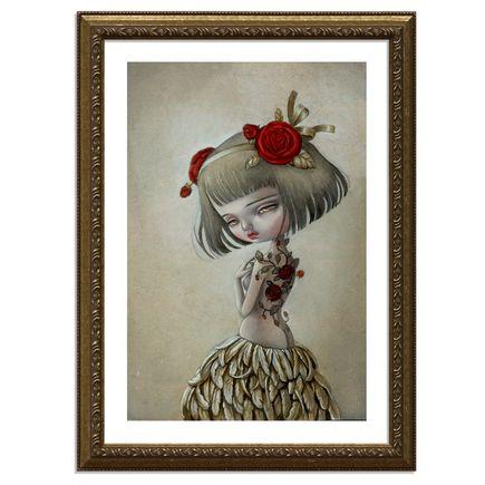 Kukula Art Print - Rosalina