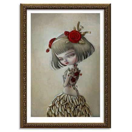 Kukula Art - Rosalina - Framed