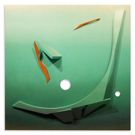 Kwest Original Art - Predator and Prey 4 of 5