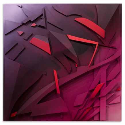 Kwest Original Art - Silent Move 2 of 2