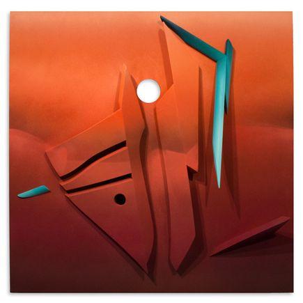 Kwest Original Art - Tangible Gravity 1 of 5