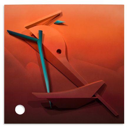 Kwest Original Art - Tangible Gravity 2 of 5