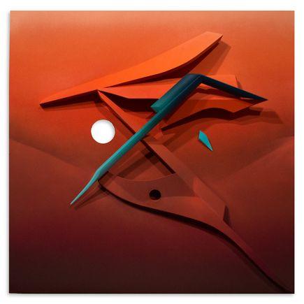 Kwest Original Art - Tangible Gravity 3 of 5