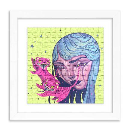 Lauren YS Art Print - Manic Melancholia - Blotter Edition