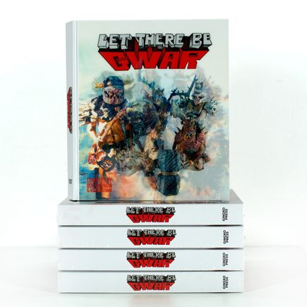 Bob Gorman & Roger Gastman Book - Let There Be Gwar
