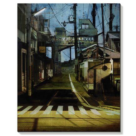 Liz Brizzi Original Art - Detour - Original Artwork