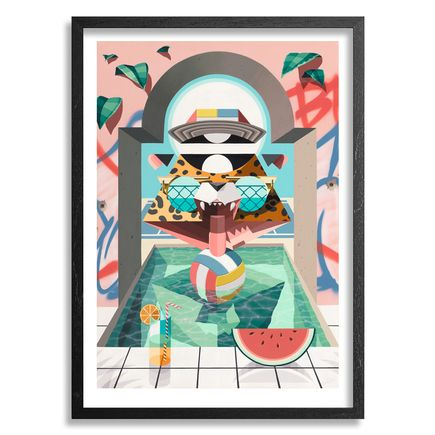 Low Bros Art Print - Lightsome