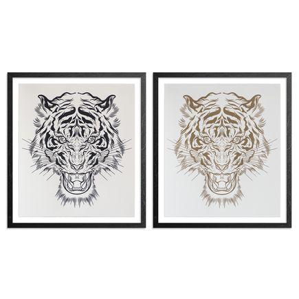 Lucky Olelo Art Print - 2-Print Set - Tiger Style