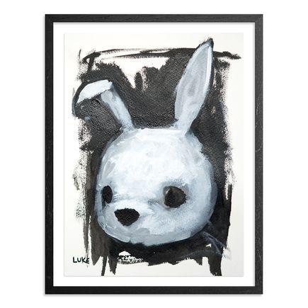 Luke Chueh Original Art - Bunny - Character Study