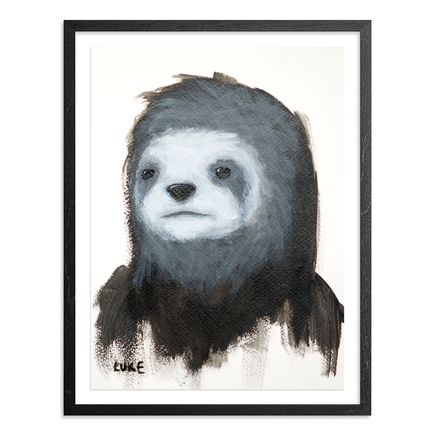 Luke Chueh Original Art - Sloth - Character Study