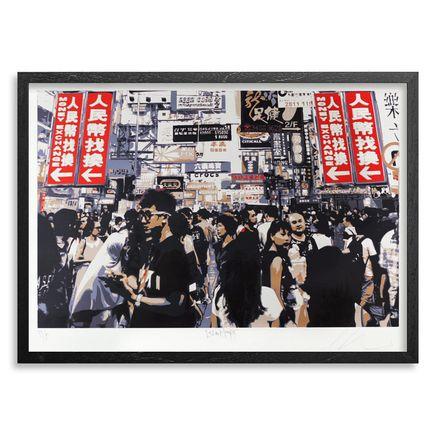 Dangerfork Art - ELK - Luke Cornish - Lost in Mongkok