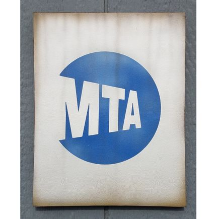 Lyric One Original Art - MTA - I - 11 x 14 Inch Panel