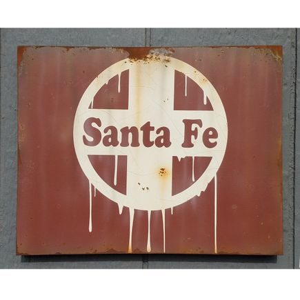Lyric One Original Art - Santa Fe - I - 14 x 11 Inch Panel