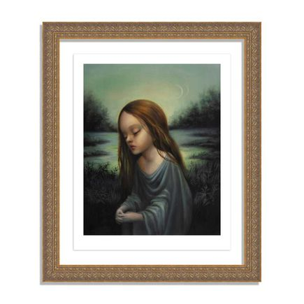 Mab Graves Art Print - Mourning
