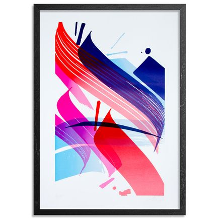 MadC Art Print - Walking On Clouds