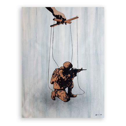 MAD Original Art - Hidden Reality - Original Artwork