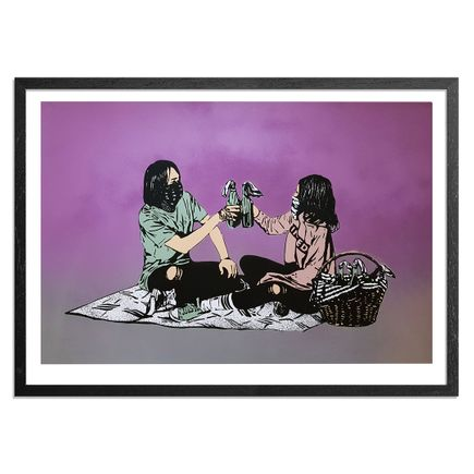 MAD Art Print - Picnic - Hand-Painted Multiple - 01