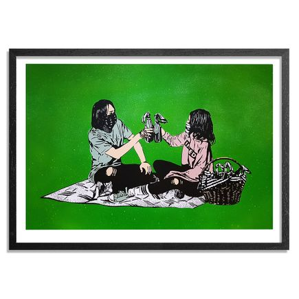MAD Art Print - Picnic - Hand-Painted Multiple - 13