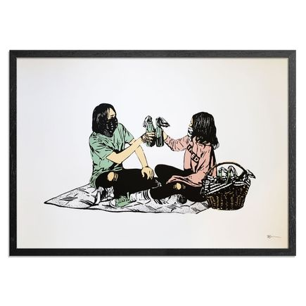 MAD Art Print - Picnic - Standard Edition