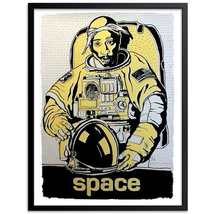 Madsteez Art Print - SpaceWEENpac - Silver Edition