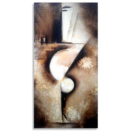 Carlos Mare aka Mare139 Original Art - B-boy Hand Stand - Original Painting