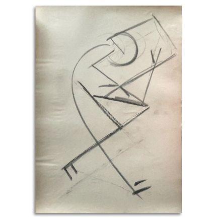 Carlos Mare aka Mare139 Original Art - B-boy Storm Top Roc - Original Artwork