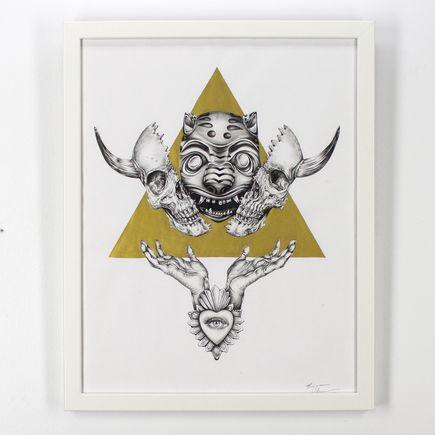Mariana Villanueva Original Art - El Triunfo De La Vida