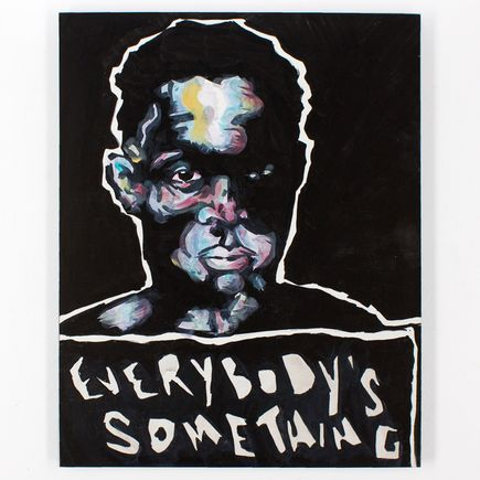 Marlo Broughton Original Art - Everybodys Something - Original Artwork