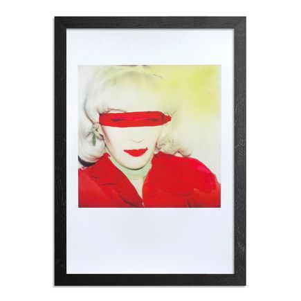 The Heliotrope Foundation Art Print - Maripol - Red Riding Hood