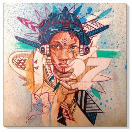 Marka27 Original Art - Esperanza