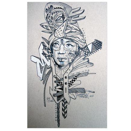 Marka27 Original Art - Neo Indigenous - Neo Sole