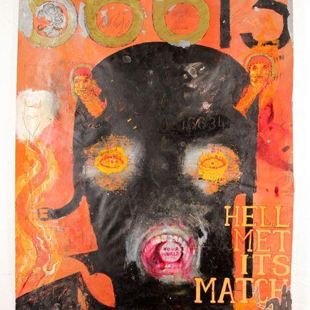Mark Heggie Original Art - Sin Titulo