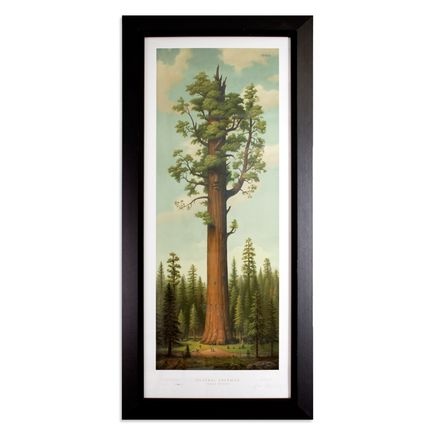 Mark Ryden Art - 77 General Sherman - Framed