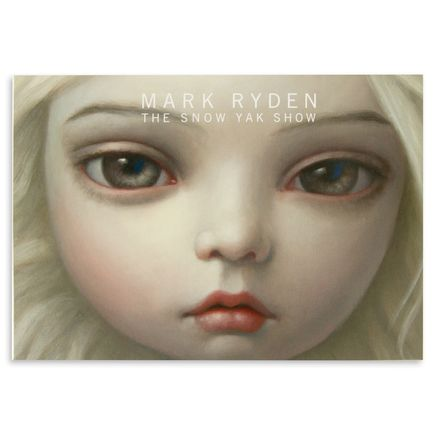 Mark Ryden Book - Snow Yak Microportfolio Postcard Set