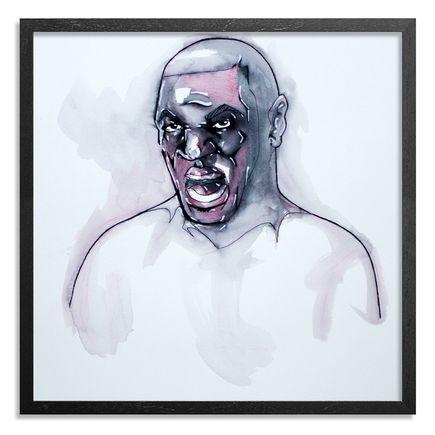 Marlo Broughton Original Art - Baroq aka Mikey
