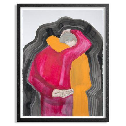 Marlo Broughton Original Art - Ich Liebe Dich - Original Artwork