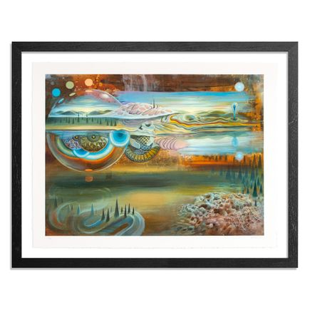 Mars 1 Art Print - Aerodynamics for Psychonauts