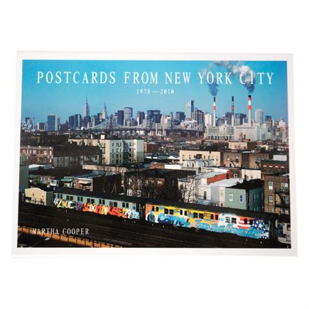 Martha Cooper Art - Postcards From New York