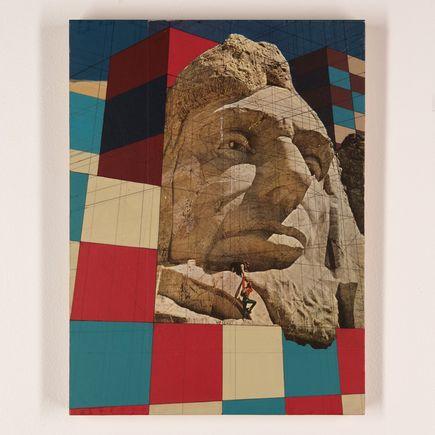 Mary Iverson Original Art - Lincoln