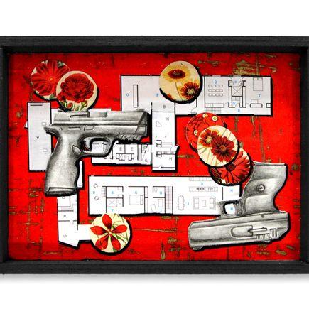 Mary Williams Original Art - Gun Shui