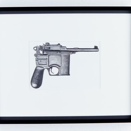 Mary Williams Original Art - Pick Your Weapon 3