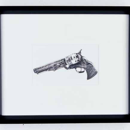 Mary Williams Original Art - Pick Your Weapon 4