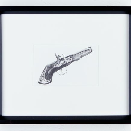 Mary Williams Original Art - Pick Your Weapon 5