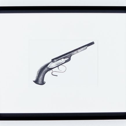 Mary Williams Original Art - Pick Your Weapon 6