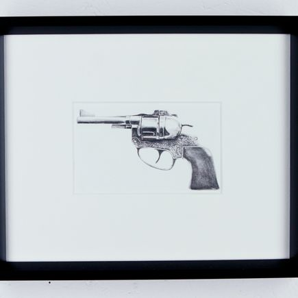 Mary Williams Original Art - Pick Your Weapon 7