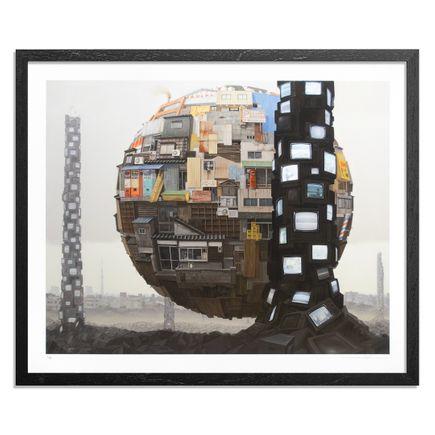Sashie Masakatsu Art Print - Blind